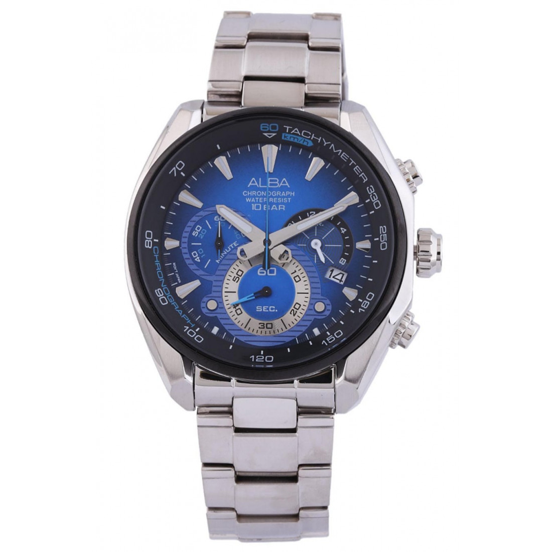 Guess Stainless Jam Tangan Pria W0923G1 - Silver White. Source · Guess Current W0246G1.