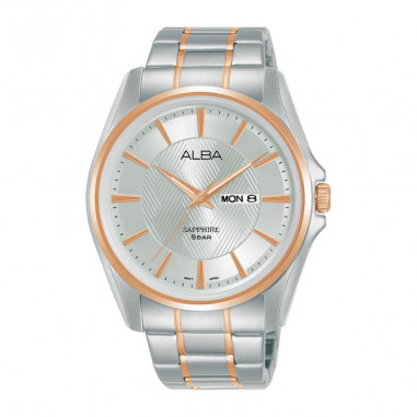 Alba Prestige Quartz Stainless Steel...