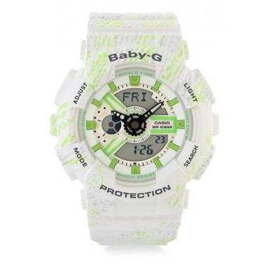 Casio Baby-G BA-110TX-7ADR White...