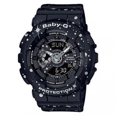 Casio Baby-G BA-110ST-1ADR Black...