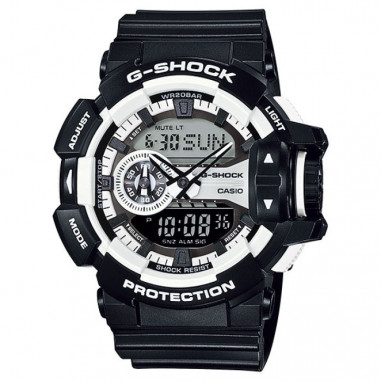 Casio G-Shock GA-400-1ADR Men Digital...