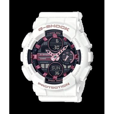 G-Shock Unisex GMA-S140M-7ADR White