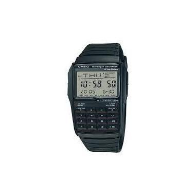 Casio DBC-32-1ADF Data Bank Digital...