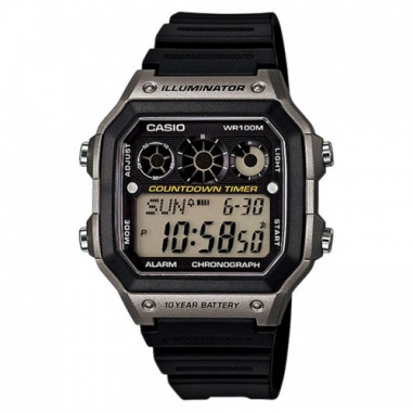 Casio AE-1300WH-8AVDF Water Resistant...