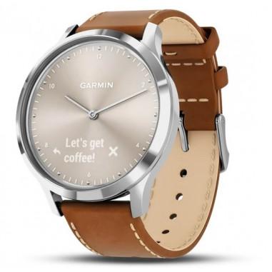 Garmin Vivomove HR Premium Silver...