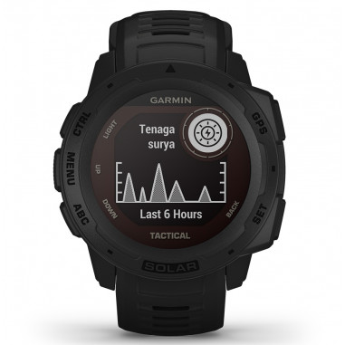 Garmin Instinct Solar Tactical...