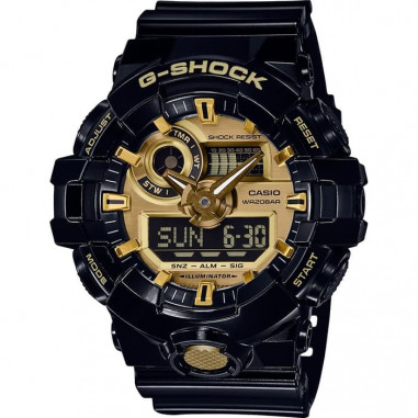 Casio G-Shock GA-710GB-1ADR