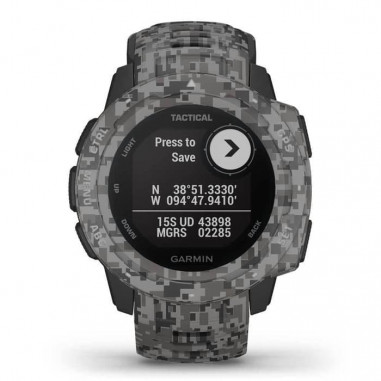 Garmin Instinct Tactical Edition...