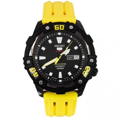 Seiko 5 SRP509K1 Yellow Black Limited...