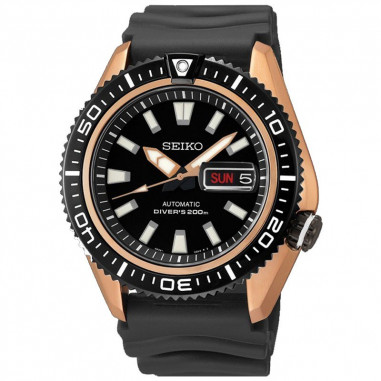 Seiko SRP500K1 Divers Automatic Black...