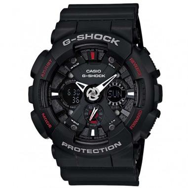 Casio G-Shock GA-120-1ADR ORIGINAL &...