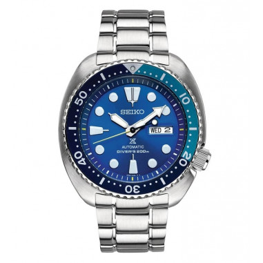Seiko Prospex SRPB11K1 Turtle Blue...