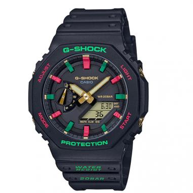 Casio G-Shock GA-2100TH-1ADR Digital...