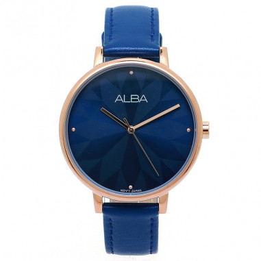 Alba Analog Leather AH8546 Ladies Watch