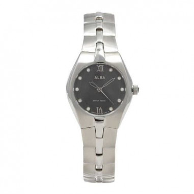 Alba Analog Stainless Steel ATCH85...